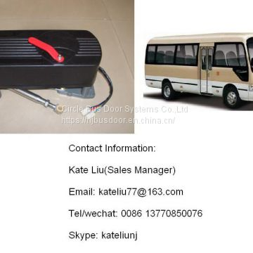 Electric folding bus door opener for Pakistan city bus and mini bus(BDM100)