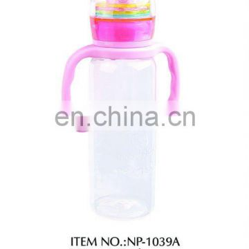 250ml pp erect rattle bottle with handle