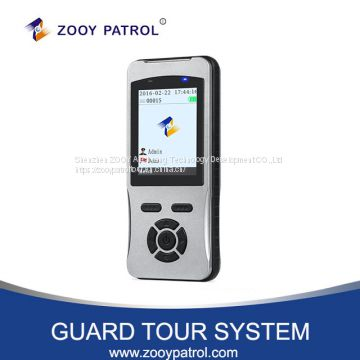 Z-6800 RFID GUARD TOUR SYSTEM with Camera Photo function