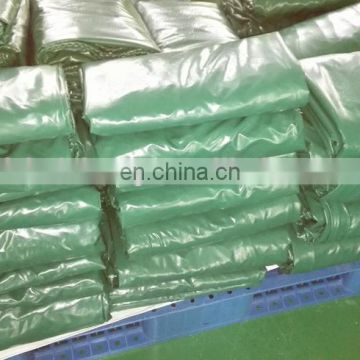 agricultural tarpaulins in polychlorure vinyle for drying of crops