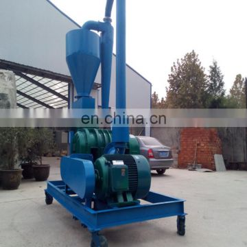 2018 mobile large scale with carbon steel pneumatic vacuum grain conveyor on sale