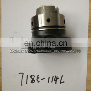 7185-114L High Precision Diesel engine parts VE pump Head Rotor
