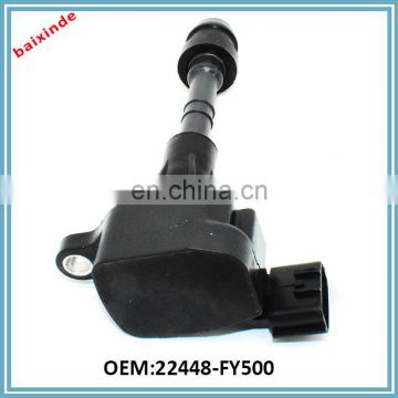 Auto Ignition System Ignition Coil For Japanese Car N ISSAN AIC-3116 / 22448-FY500 22448FY500