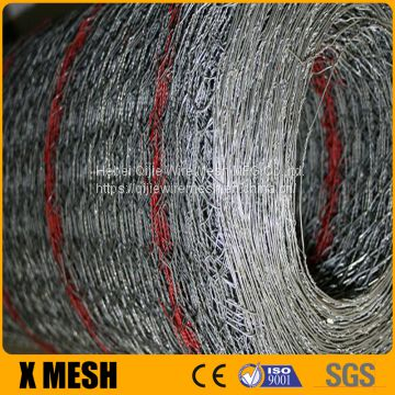 Galvanized/PVC coated Hexagonal Wire Mesh /Livestock Wire Netting