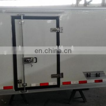 Guchen CBU refrigerated pickup bodies