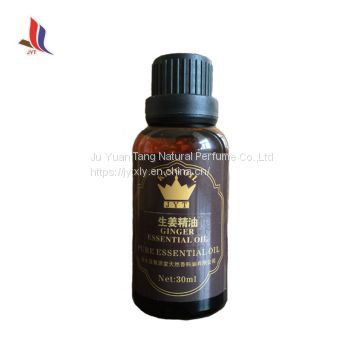 Ginger Essential Oil Pure Natural Factory Wholesale Bulk