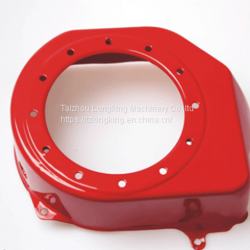 High Quality 168F/2900H GX160 Gasoline generator/water pump Spare Parts Fan Case/fan cover