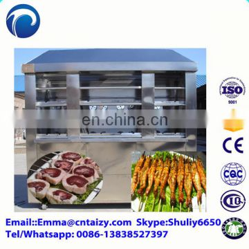 brazilian churrasco machine brazilian rodizio machine gas kebab grill machine