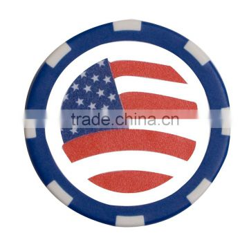 Custom Casino Ceramic/ABS/Clay Poker Chip