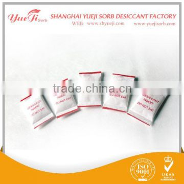 Discount pouchs of desiccant with high quality