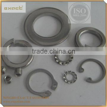 2016 standard Construction stainless steel din 9012 flat washer