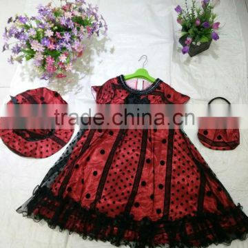 26b8b49c5 Wholesale guangzhou kids clothes stock,baby girl summer dress with coloer  printing girl party wear western dress of Apparel from China Suppliers -  157149028