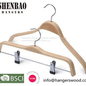 Wooden Hanger Rack Factory China Clothing Hangers