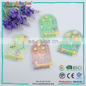 Hot-selling children table mini pinball games toys