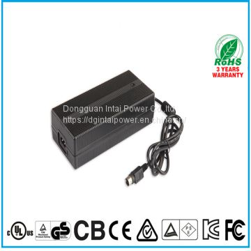 INTAI UL certified 27V 4A switch power supply Energy Efficiency  led strip power supply Anderson connector
