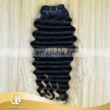 100% Raw unprocessed Brazilian ocean wave natural very cheap brazilian remy hair extensions