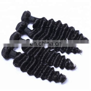 factory stock unprocessed human hair extensions bundles
