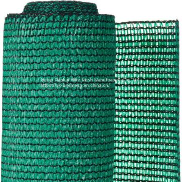 100% virgin material green color sun shade net for agriculture