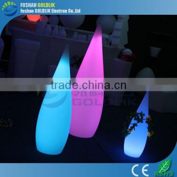 Colorful Outdoor LED Floor Lamp