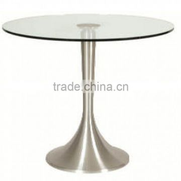 metal stand glass top tables for sale