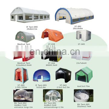 excellent Inflatable Air-tight tent for exhibition