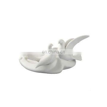 Graceful Doves Unity Candle Holder
