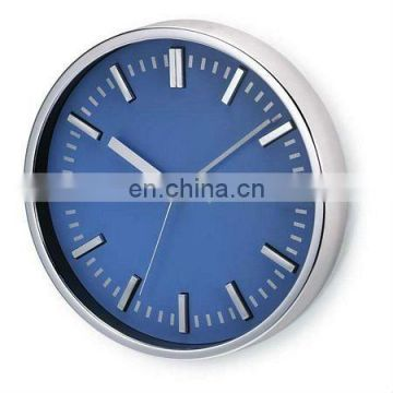 Wall Clock deep blue