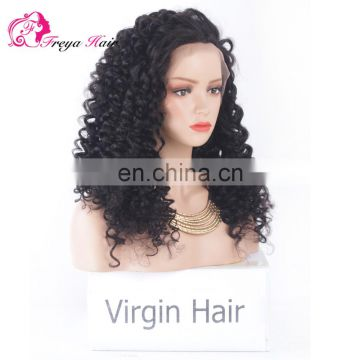 Freya Hair Premium Quality curly wave hair wigs for black women