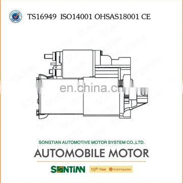 China High Performance 12V dc Electric Engine Starter Motor Specification For RENAULT Clio 432622
