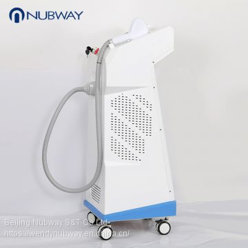High power 600W Laser diode hair removal machine for salon service
