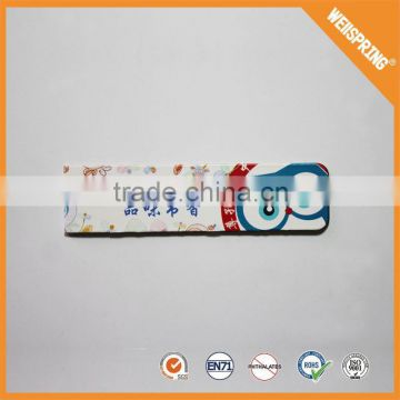 19-0009 Best selling product folding bookmarking personalised bookmarks for books print