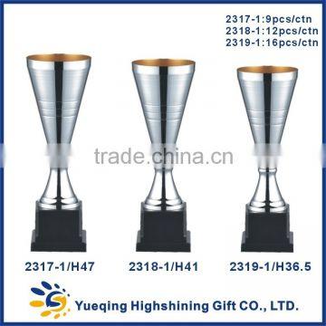 Wholesale custom metal trophy base craft trophy models