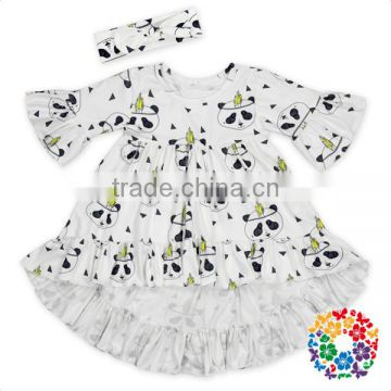 Baby Dress Pictures Flower Cocktail Fashion Dress Mom And Daughter Fancy Dress Costume