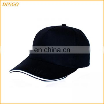 2017 Fashion custom 100% Cotton Promotional baseball cap