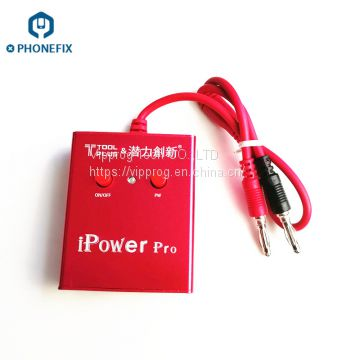 IPower Switch ON OFF Power Cable For IPhone 6 6P 6S 6SP 7 7P DC Power Control Test Cable