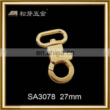 Contemporary hot selling rectangular swivel eye bolt snap hook