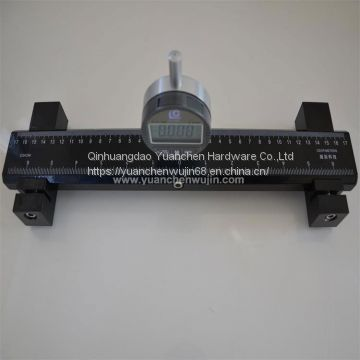 Flatness Measure Meter