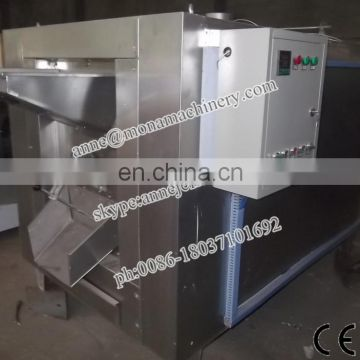 Automatic Peanut/Soybean Roaster with Rotary and Temperature Protection Function