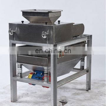 large capacity cashew Peanut almond cutting machine nut slicer nut slicing machine peanut cutting machine