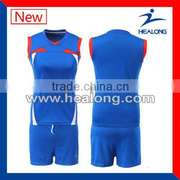 good quality sportwear volleyball clothes for girls