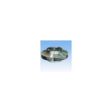Double-sided Impeller