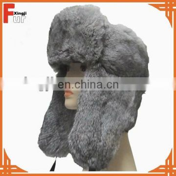 6dd8ba912 top quality chinese chinchilla rabbit fur russian hat of Fur Hat ...