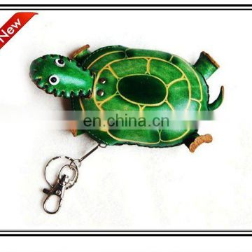 2011 fashion Turtle coin purse ,new leather animal coin purse