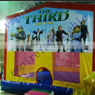 cheap inflatable, module bouncers,inflatable bouncer d116
