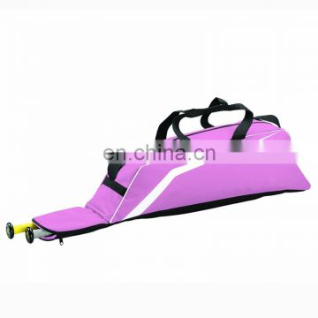 Pink waterproof wholesale Cricket Kit Bags Durable Cricket Kit Bag handle
