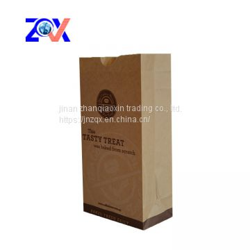 Paper Material Bread Use food take away paper bags