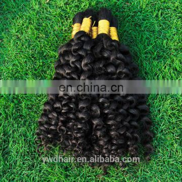 12-34inch 8A Unprocessed Brazlian afro Kinky Hair Extensions Brazilian Kinky Hair Ponytail Real Virgin Human Hair