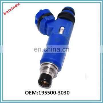 Baixinde brand Replacing Auto Injector For Mazda MX-5 1.6L 195500-3030 Fuel Injector Repair Kit