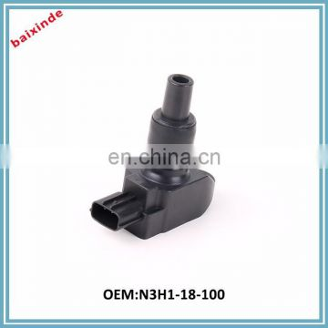 BAIXINDE TOP QUALITY N3H118100 N3H1 18 100C Ignition Coil For MAZDA RX8 2004 - 2011