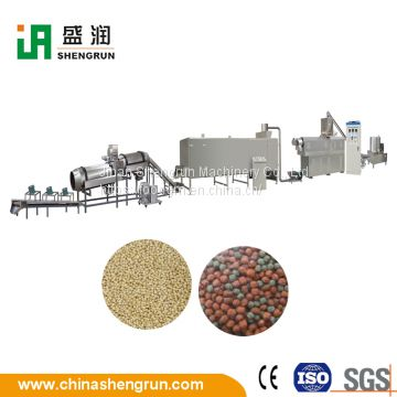 Floating Fish Feed Pellet Making Machine Line Price